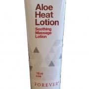 4 aloe heat lotion