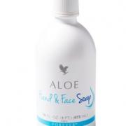 4 aloe vera face soap