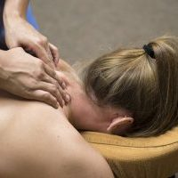 2 rug nek schouder massage